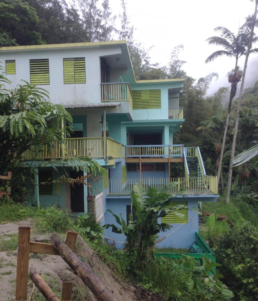 Casa Cubuy