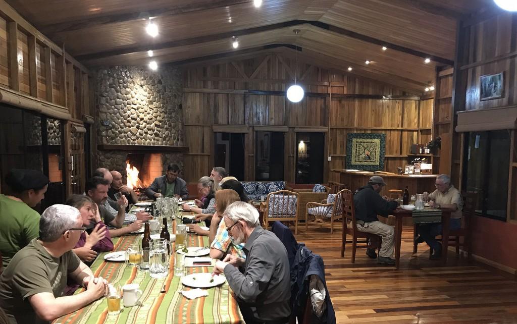 Wildsumaco dining