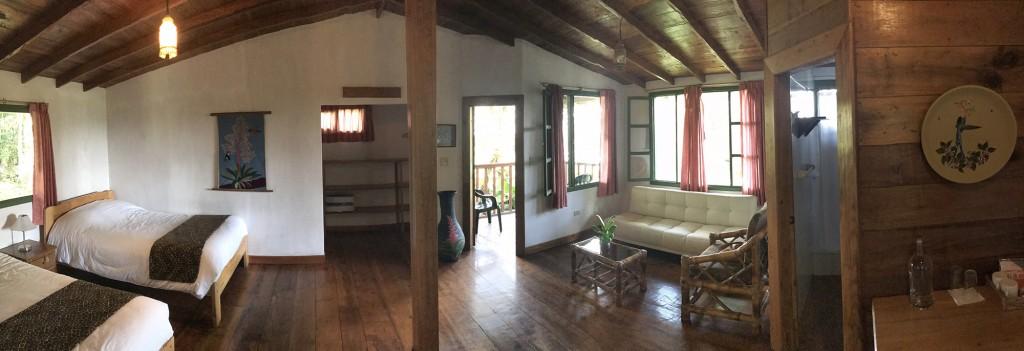 San Isidro room